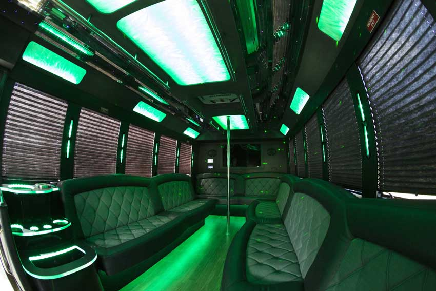 The Ideal Temperature For Your Limo Bus